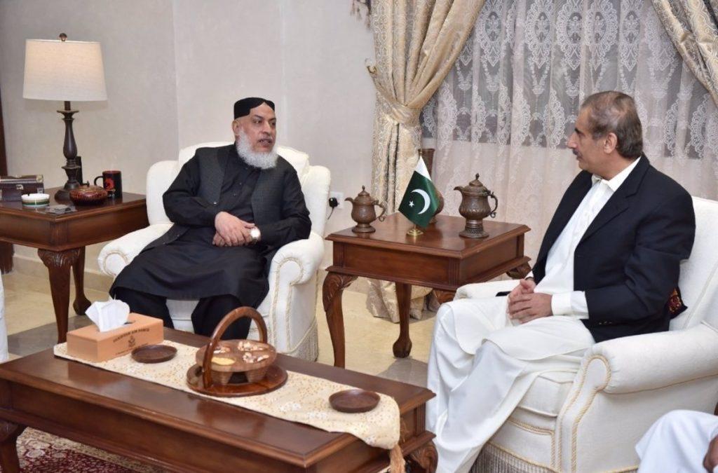 Pakistani intelligence chief arrives in Kabul to meet Taliban