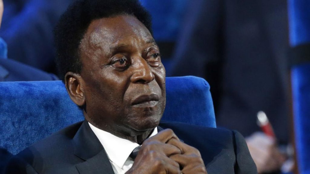 Pele will come out at any time |  Sports