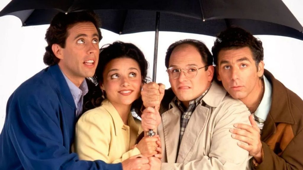 Seinfeld is coming to Netflix on October 1