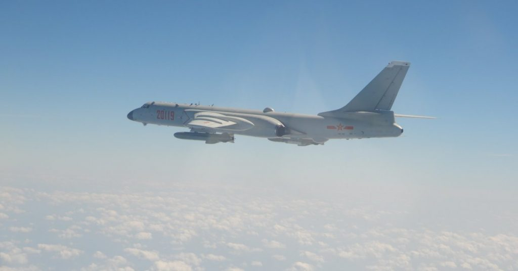 Taiwan denounced that 24 Chinese regime combat aircraft violated its airspace again