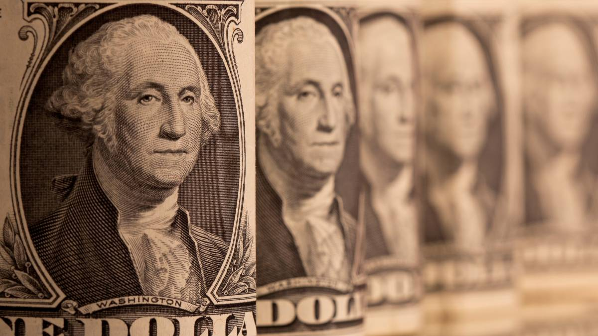 The Taliban dollar is valid