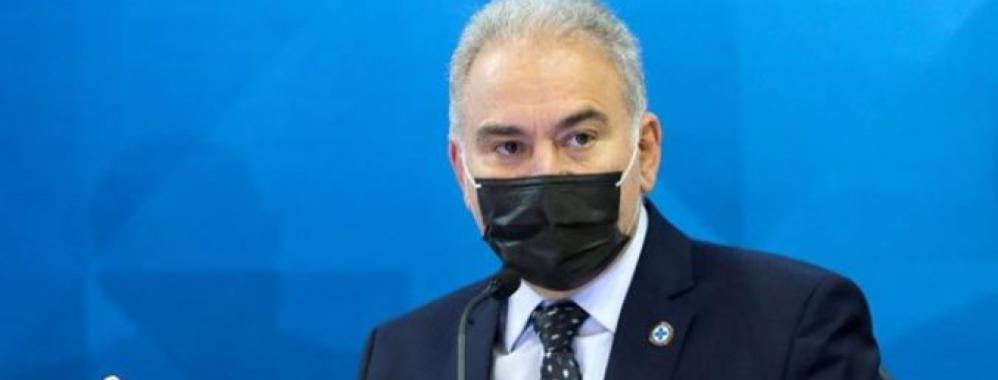 The Brazilian Minister of Health tests positive for Covid-19 during a trip to the United States by the United Nations Assembly    America