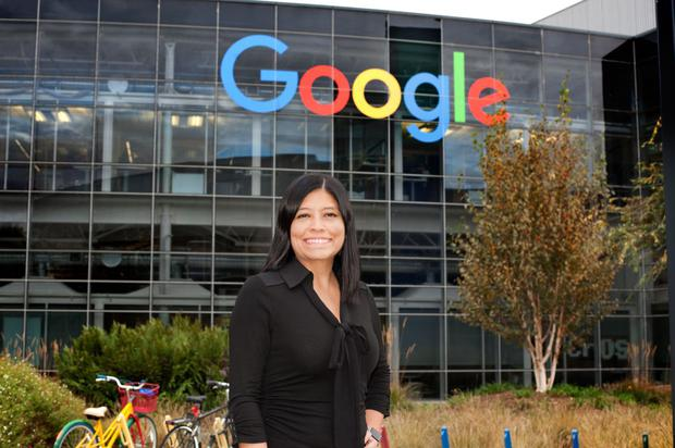 The Peruvian engineer who fulfilled her dream of working for