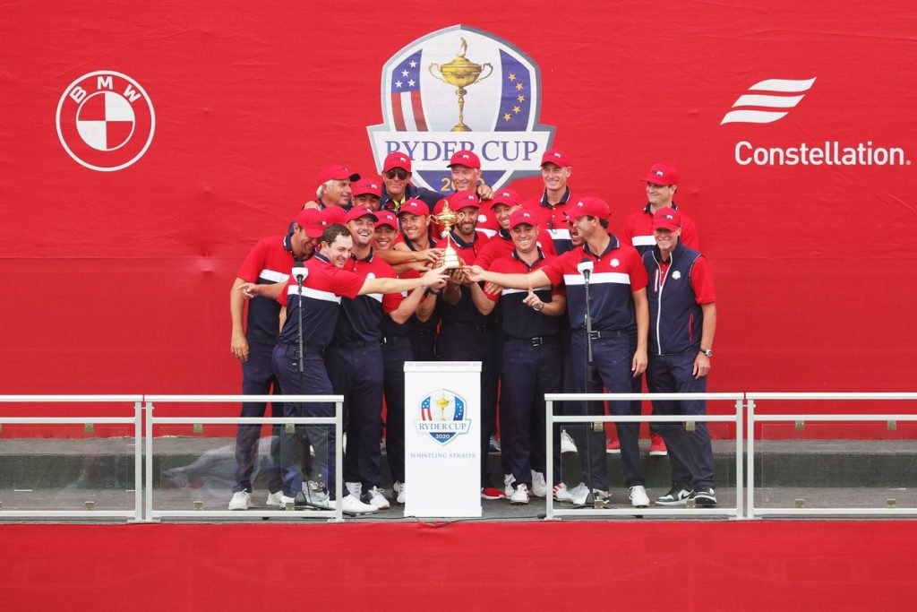The United States buries Europe in the Ryder Cup    Sports