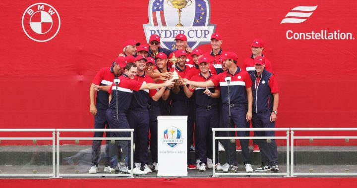 The United States buries Europe in the Ryder Cup |  Sports