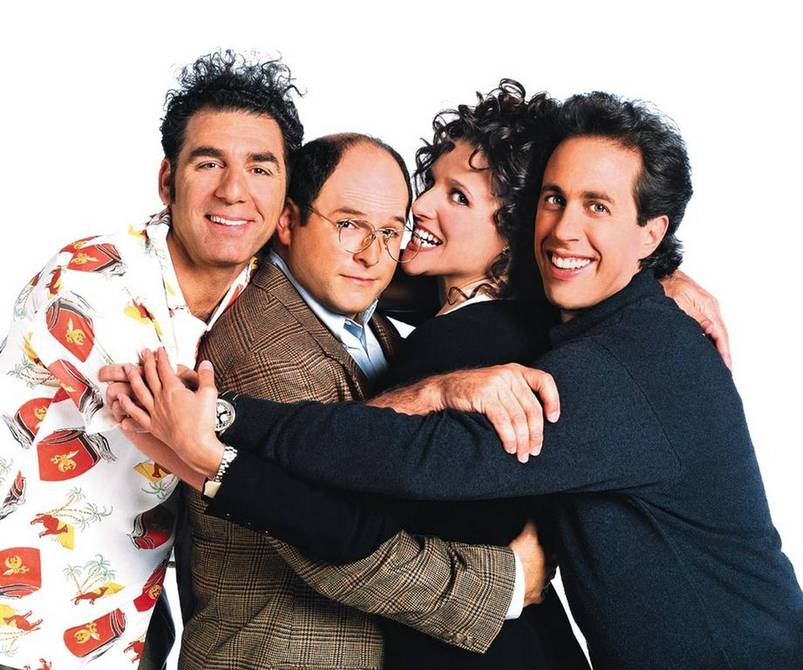 The best 'Seinfeld' chapters, according to IMDB, can be watched on Netflix since October |  TV |  entertainment