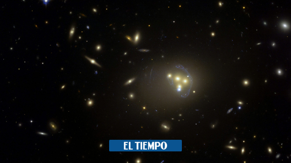 """They found a part of the """"missing"""" matter of the universe - science - life"""