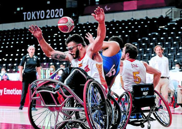 USA beat Spain in the semi-finals