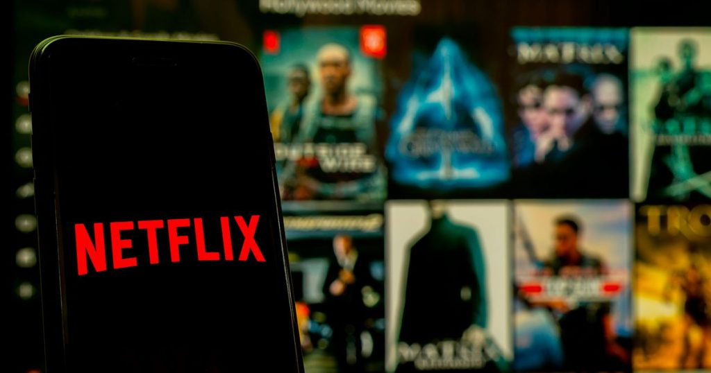 Where and when do you watch a Netflix event?  - Finance