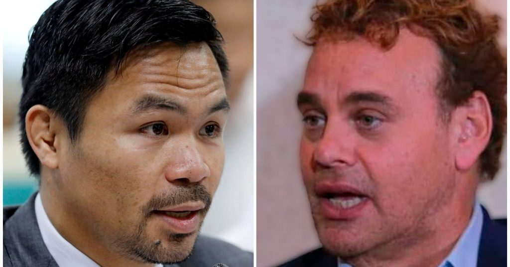"""Why David Fittelson Called Manny Pacquiao """"The Third Greatest Fighter Of All Time"""""""