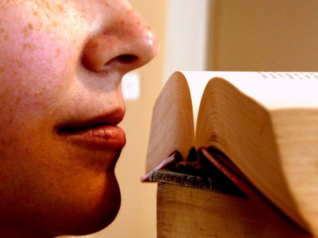 Why do we love the smell of books so much?  Science explains it