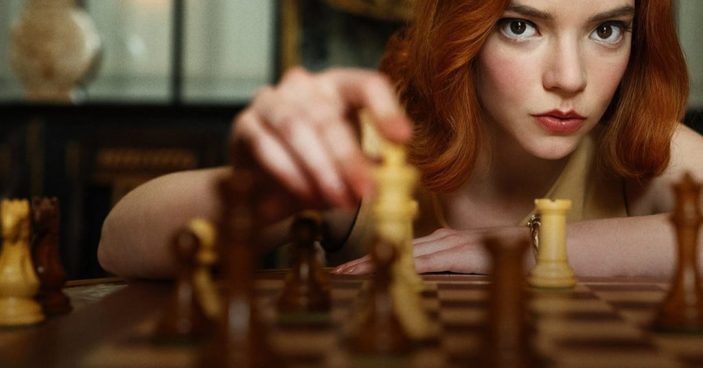 World chess champion Nonna Gabrindashvili is suing Netflix over sexist comment on 'Queen's Gambit'