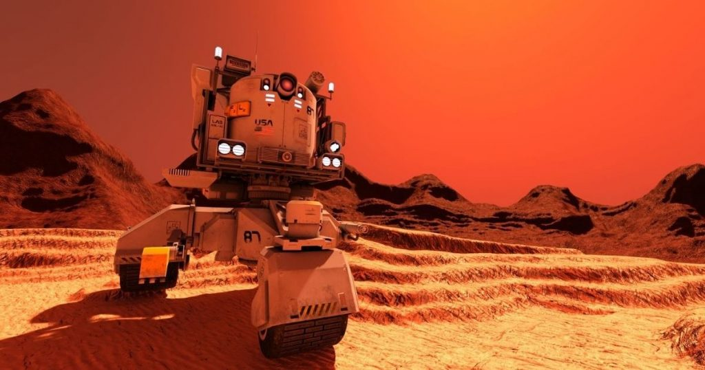 Scientists are working to get to Mars at a low cost