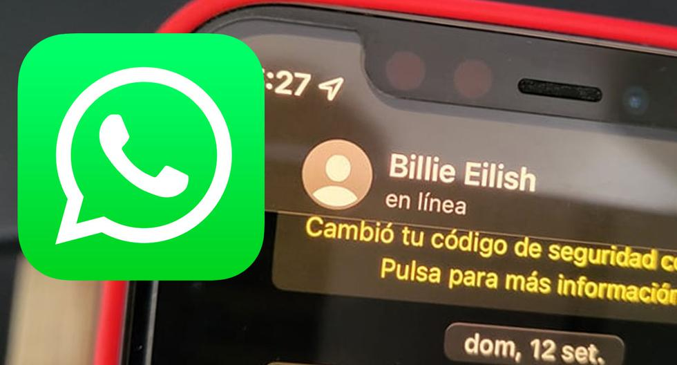 """WhatsApp: How to find out the """"online"""" contact 