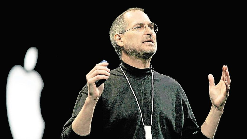 """Steve Jobs' """"costume"""" has always been the same, why?"""