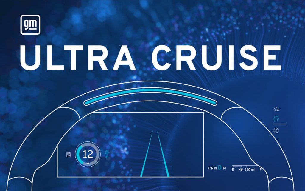 """Ultra Cruze, GM's """"real"""" self-driving car - technology - hybrids and electrics"""