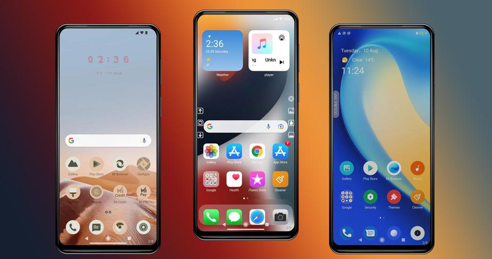 Temas que harán que tu Xiaomi no parezca un Xiaomi