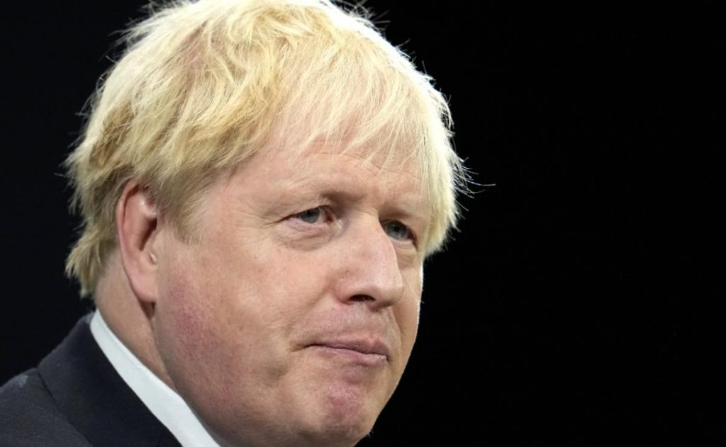 """The English Premier League and its players """"face"""" Boris Johnson"""