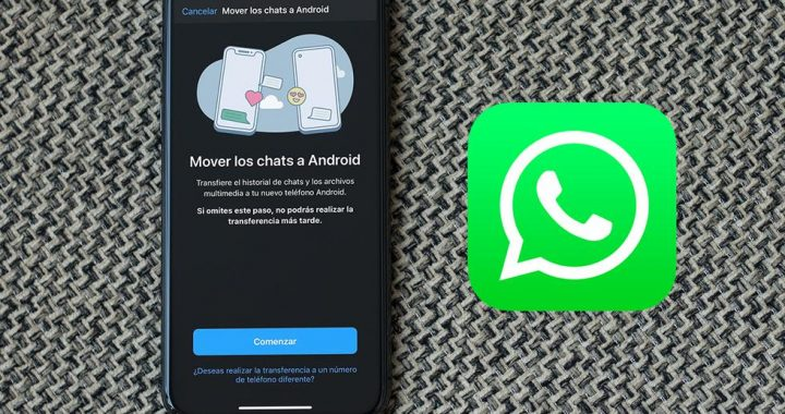 WhatsApp |  How to transfer your conversations from iPhone to Android |  Smartphone |  Mobile phones |  trick |  Tutorial |  nda |  nnni |  SPORTS-PLAY
