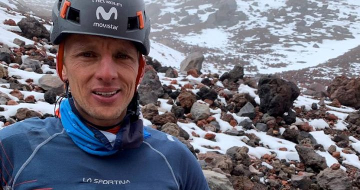 Karl Egloff sets a new record in Cotopaxi |  Other sports |  Sports