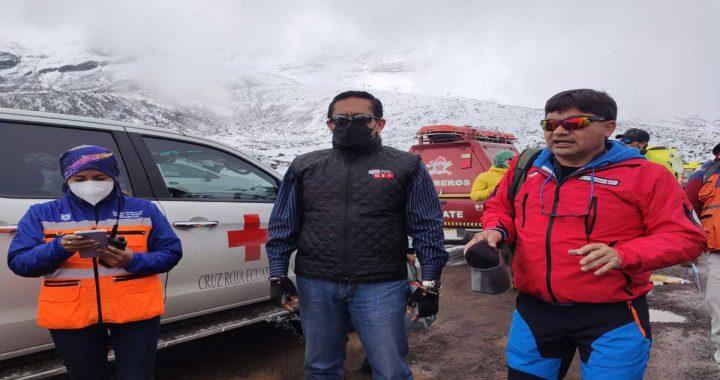 Four dead leave avalanches in Ecuador's Chimborazo snow region