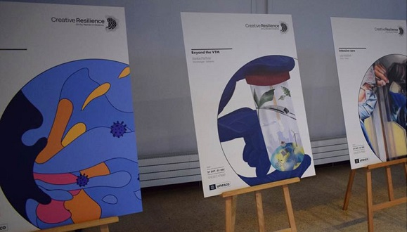 UNESCO presents an exhibition featuring women of science