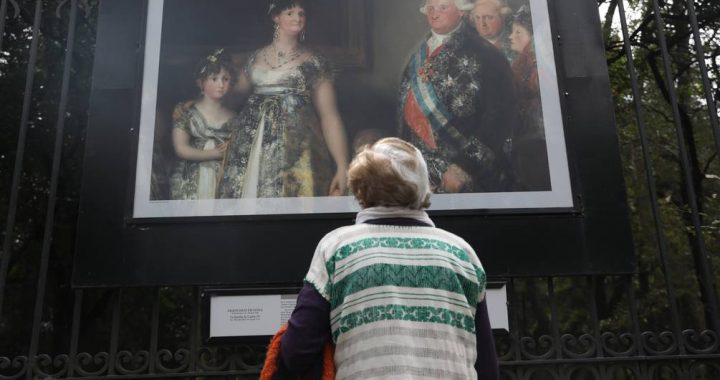 The Prado Museum in Madrid displays part of his work at the Bosque de Chapultepec in Mexico City |  culture |  entertainment