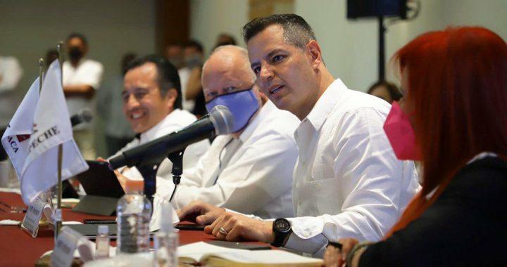 Suma Alejandro Murat voluntad y compromiso para avanzar en el desarrollo del sureste mexicano