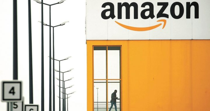 Amazon hosts classified information from British spy agencies