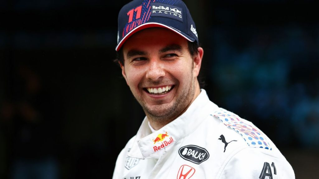 Checo Pérez achieves his best points set in F1;  Equals his podiums in one season