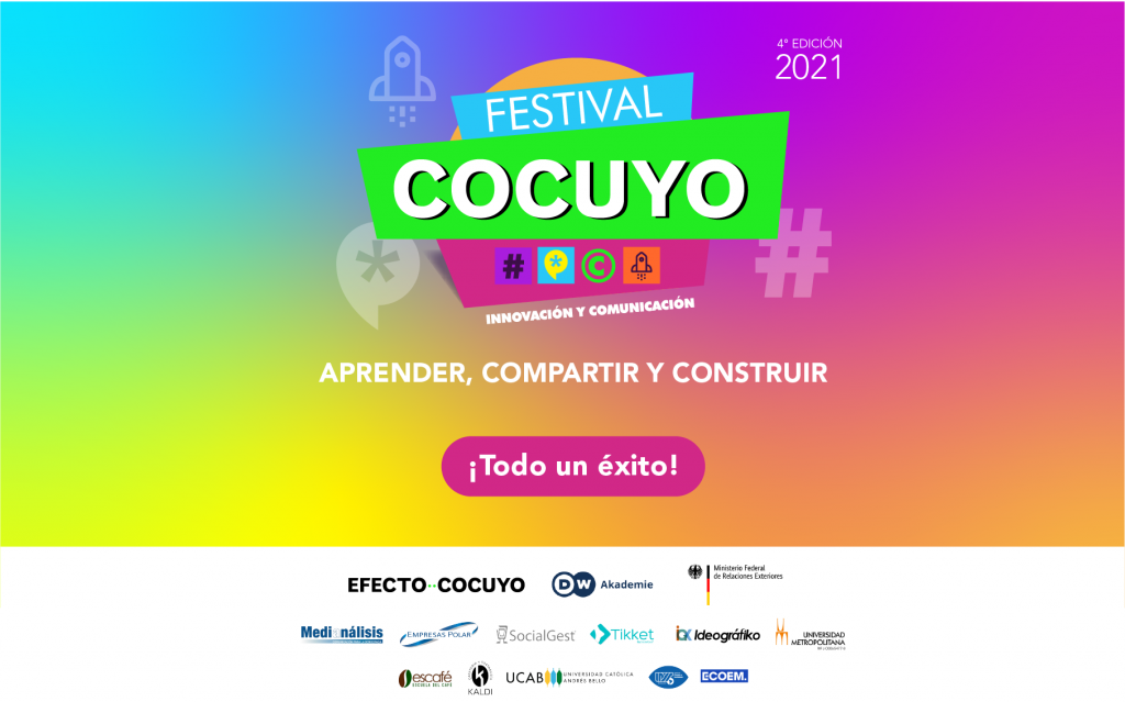Cocuyo Festival 2021 was a space for interaction and learning