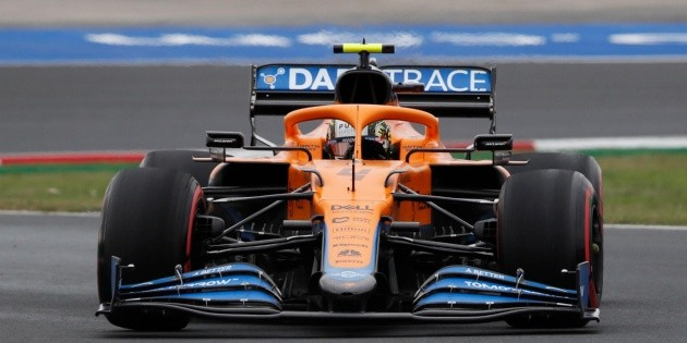 Formula 1: Mexican Pato Award wins franchise and tests McLaren seat