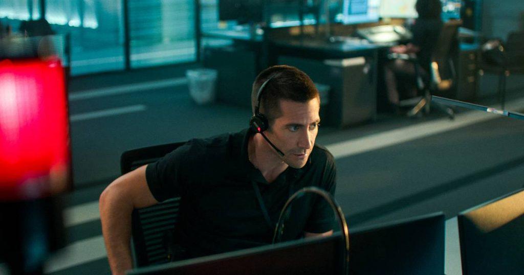 Jake Gyllenhaal on the brink of despair