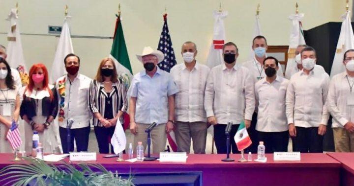 estos diálogos se hacen en seguimiento al impulso derivado del Diálogo Económico de Alto Nivel entre México y EU.