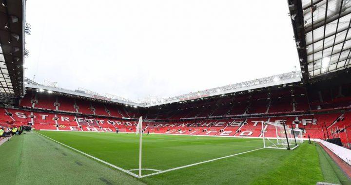 Manchester United plans to remodel Old Trafford |  football |  Sports