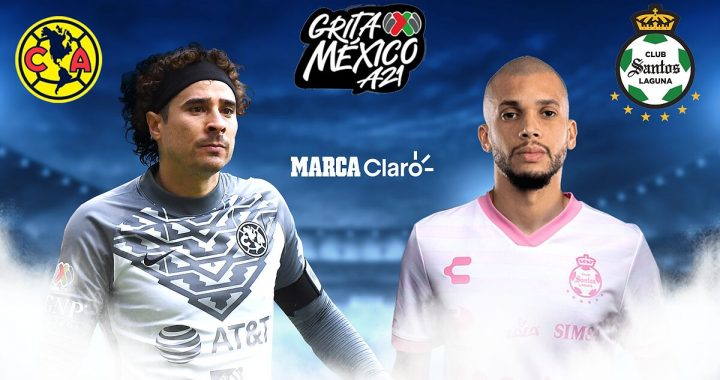 Matches of the day: America vs Santos, Live Match Day 14 of Apertura 2021;  Liga MX result online