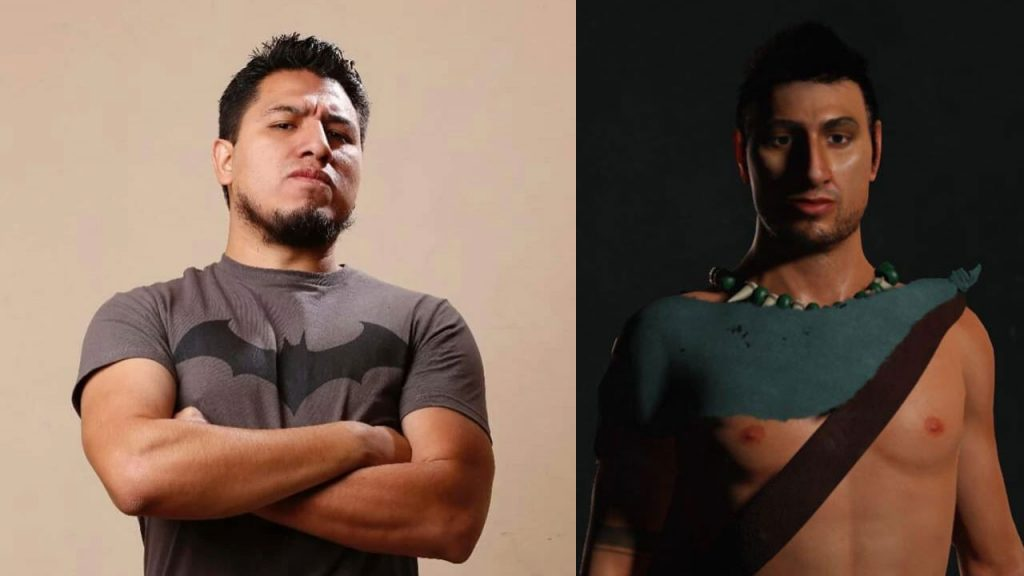Mexican YouTuber Fedelobo will appear in the game Mictlán, revealing a 3D model of his character
