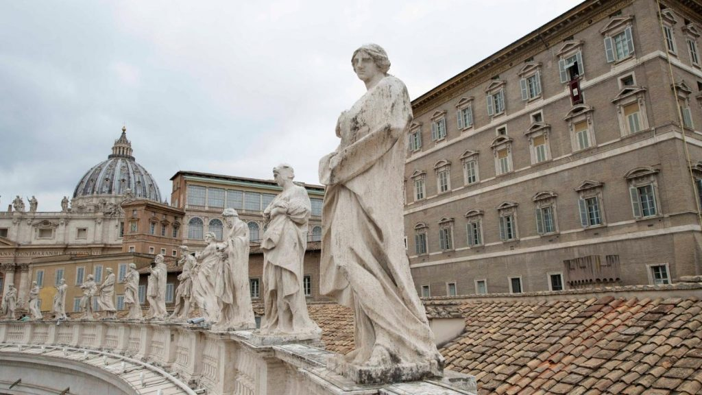 """October 4 meeting at the Vatican """"Faith and Science: Towards COP 26"""""""