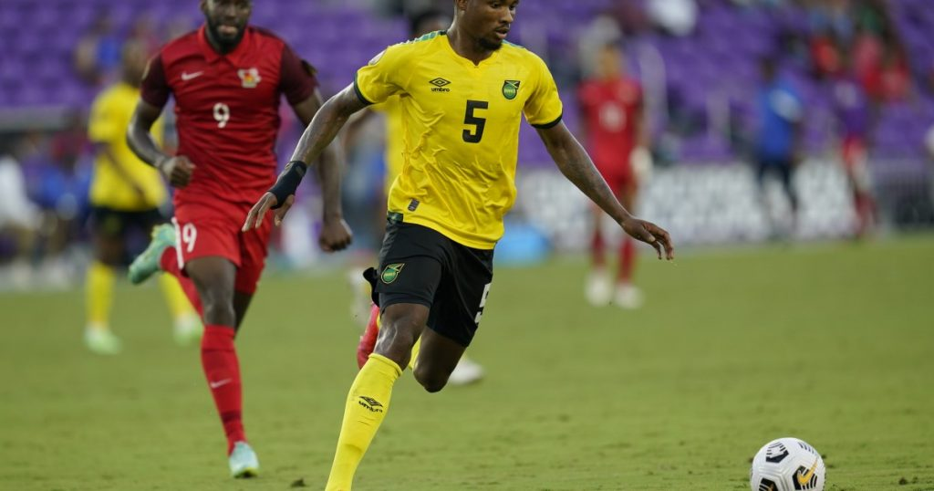On the eve of the match against the United States, the Jamaican team is looking for the fast track to success