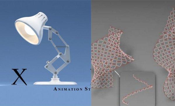 Pixar-based invention that revolutionizes science: 'infinite shape'