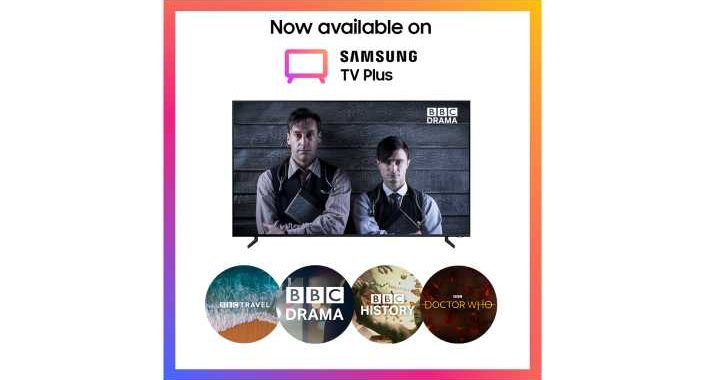 Samsung TV Plus expands its free channel offerings with two new channels from BBC Studios - Samsung Newsroom Spain