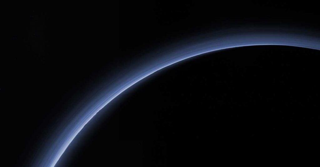 Science.  - Low density of atmosphere on Pluto has been confirmed