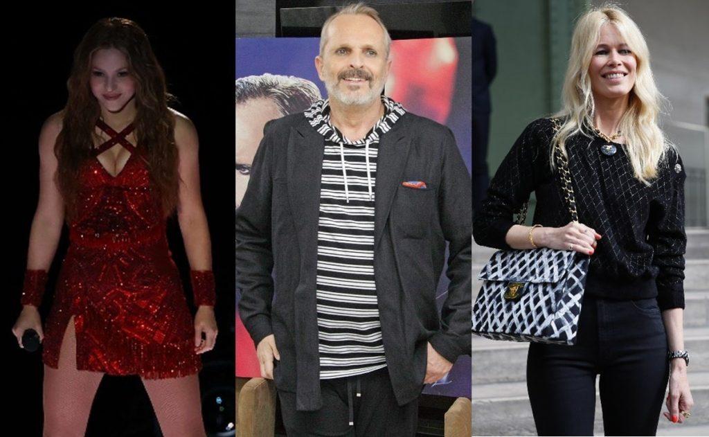 Pandora Papers: Shakira, Miguel Bosé y Claudia Schiffer se suman a la lista