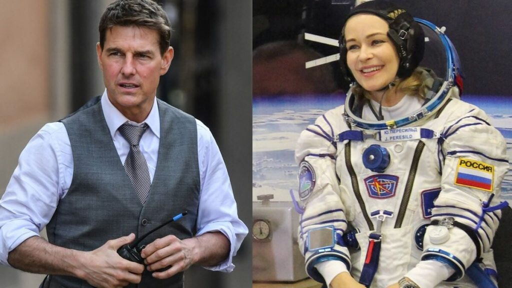 Tom Cruise won't be the first actor to shoot a movie in space