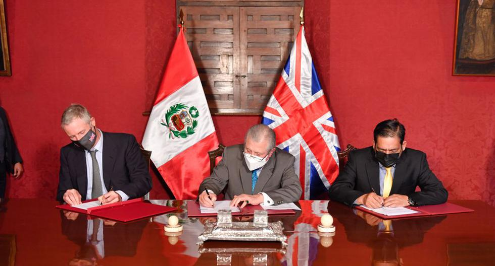 UK and Peru sign financing agreement for sustainable development projects nndc    Economie