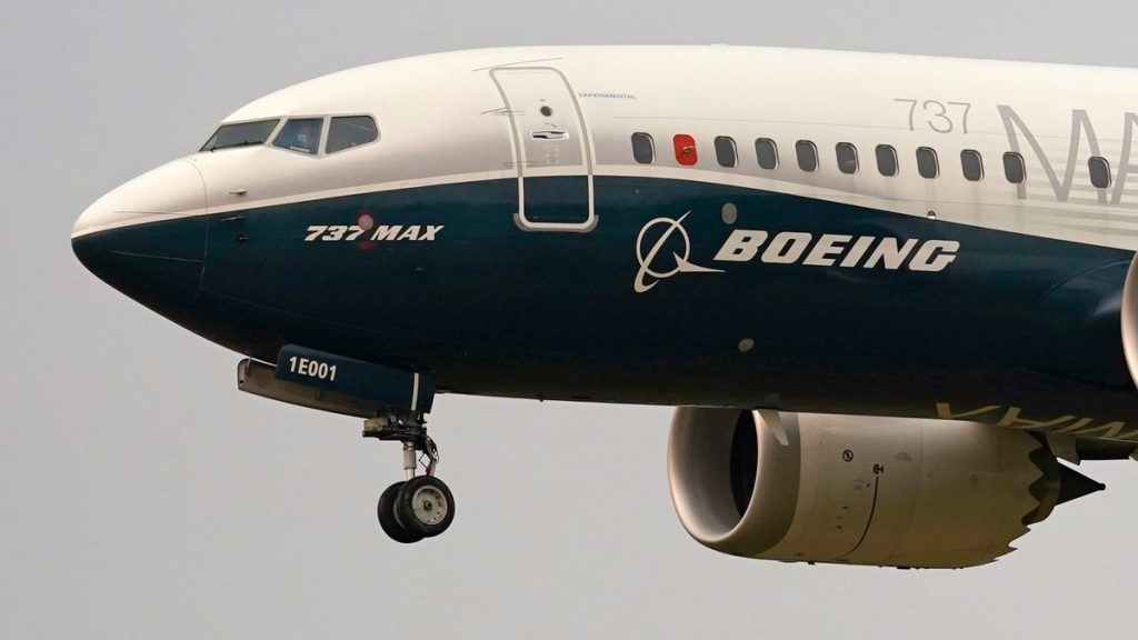 US court charges ex-Boeing chief pilot in 737 Max crash that killed 346 |  Economie