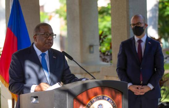 US says no external solution will be imposed on Haiti