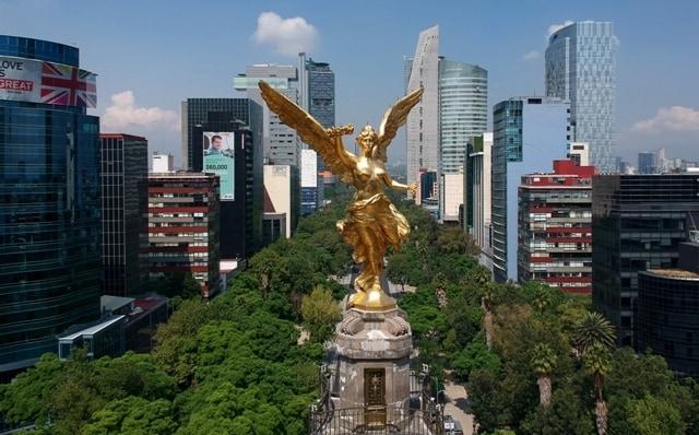 La Ciudad de México, entre las más seguras del mundo. (Omar Franco)