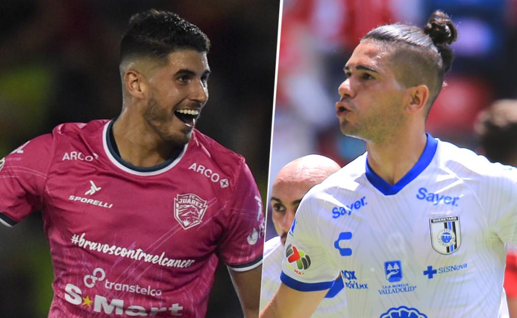Where to watch FC Juárez vs.  Queretaro |  Azteca TV transmission goes here