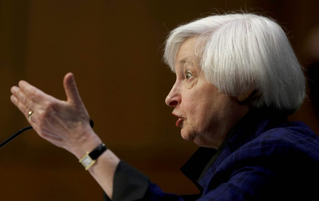"""Yellen says the US is """"confident"""" in implementing global minimum taxes"""
